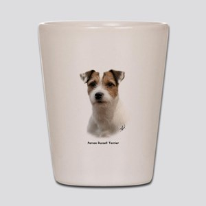 Parson Russell Terrier 9Y081D-014 Shot Glass