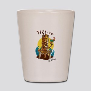 J Rowe Tiki:30 God Shot Glass