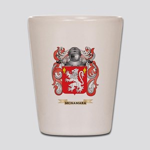 McNamara Coat of Arms - Family Crest Shot Glass