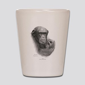 "Great Ape""Grub 'Style #3 Shot Glass"