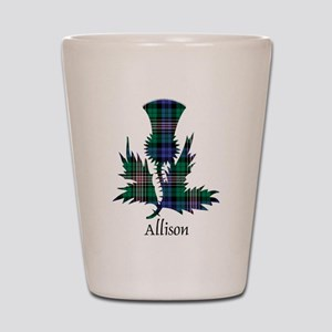 Thistle - Allison Shot Glass
