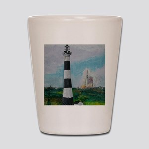 Two Beacons - Cape Canaveral Light Shot Glass