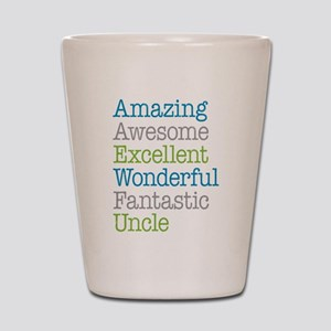 Uncle - Amazing Fantastic Shot Glass