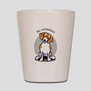 Funny Beagle Shot Glass