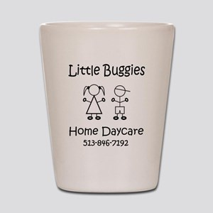 Little Buggies Home Daycare Shot Glass