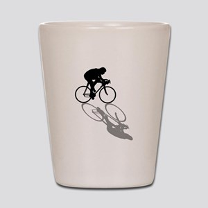 Cycling Bike Shot Glass