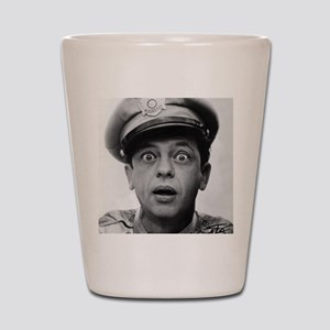 My Dad Don Knotts Shot Glass