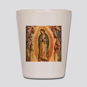 Virgin Of Guadalupe Shot Glass