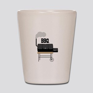 BBQ Smoker Shot Glass