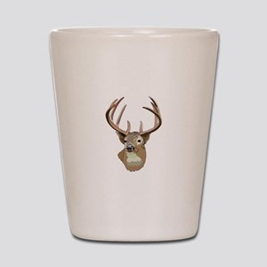 DEER HEAD Shot Glass