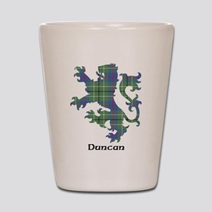 Lion - Duncan Shot Glass