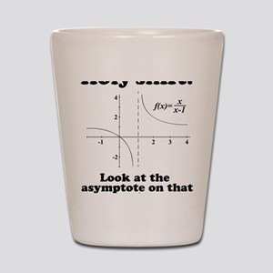 Holy Shift Math Function Shot Glass