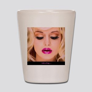 diva1 Shot Glass