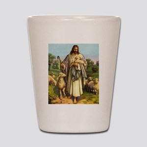 The Life ofJesus Shot Glass