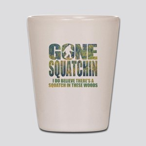 Gone Squatchin *Special Deep Forest Edition* Shot