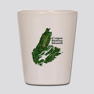 Cape Breton Shot Glass