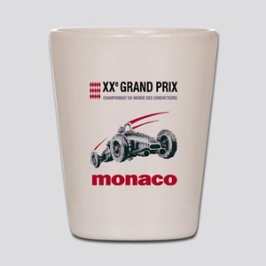monaco2 Shot Glass