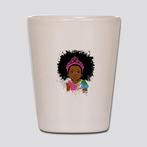 Mocha Princess Shot Glass