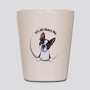 Boston Terrier IAAM Shot Glass
