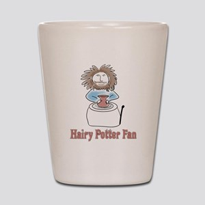 hairypottercolor Shot Glass