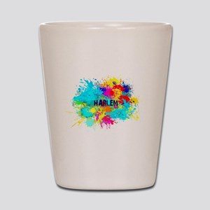 HARLEM BURST Shot Glass