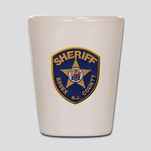 Essex County Sheriff Shot Glass