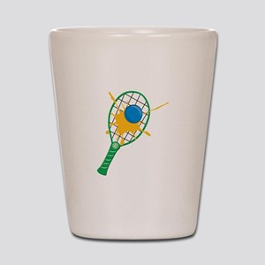 Racquetball Shot Glass