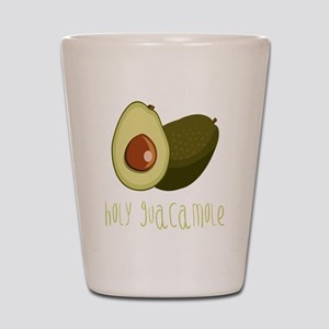 Holy Guacamole Shot Glass