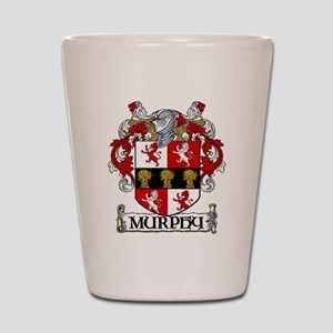Murphy Coat of Arms Shot Glass