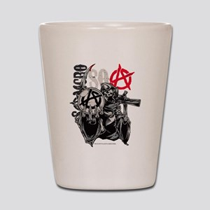 SOA Crystal Ball Shot Glass