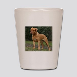 Dogue de Bordeaux 9Y201D-193 Shot Glass