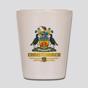 """Christchurch COA"" Shot Glass"