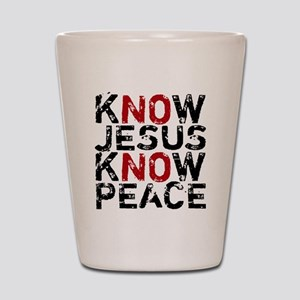 KnowJesus Shot Glass