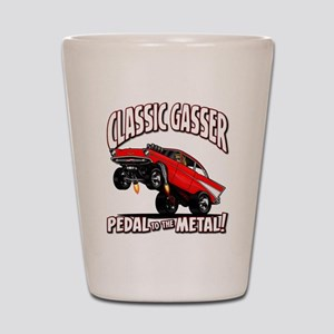 1957 GASSER Shot Glass