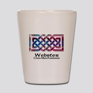 Knot-Webster.MacFarlane Shot Glass