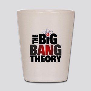 The Big Bang Theory Shot Glass