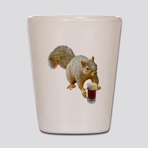 Squirrel Mug Beer Shot Glass