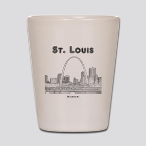 StLouis_10x10_Downtown_Black Shot Glass