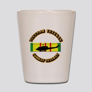 Vietnam - AVN - Air Assault Shot Glass