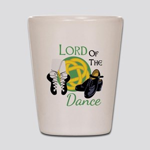 LORD OF THE Dance Shot Glass