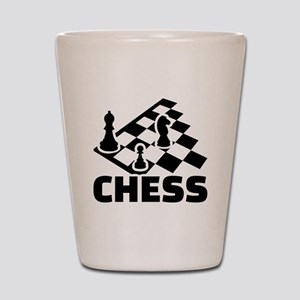 Chess Shot Glass