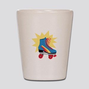 Retro Roller Skate Shot Glass