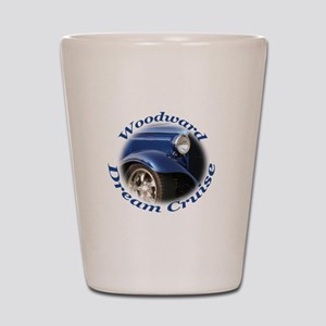 Woodward Dream Cruise Shot Glass