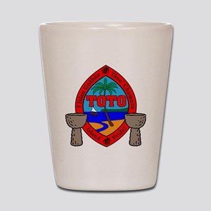 Toto Shot Glass