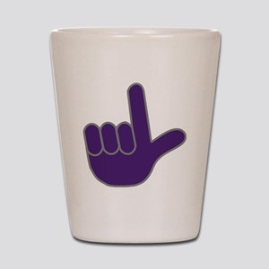 Loser Hand Shot Glass