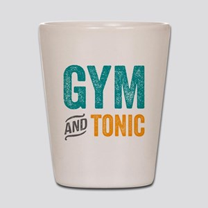 Gym and Tonic Shot Glass
