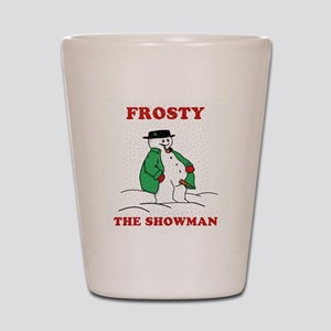 Christmas Showman Shot Glass