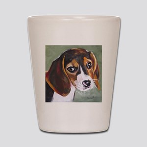 Beagle - Sydney Shot Glass
