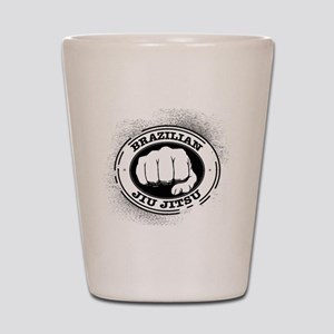 5 BJJ Shot Glass
