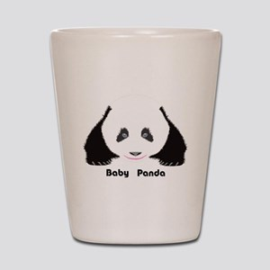 Baby Panda CF Shot Glass